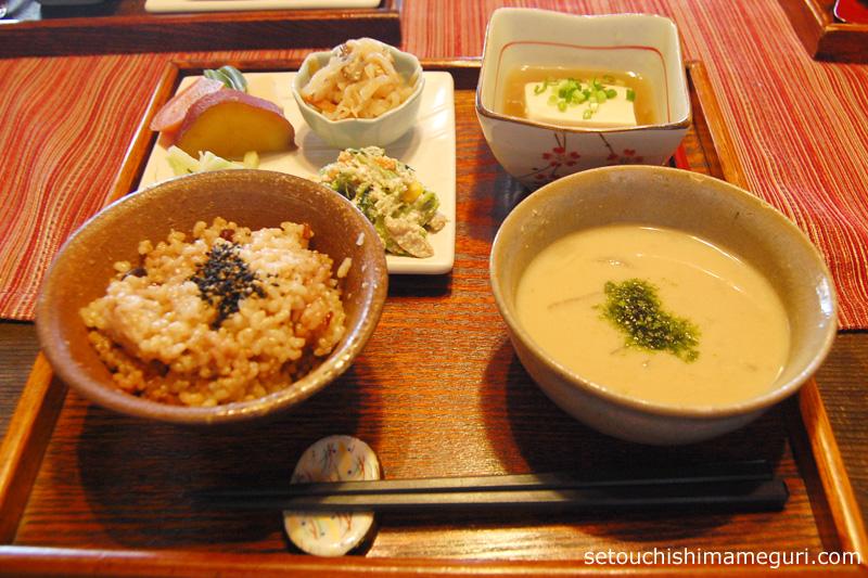 【直島 本村】玄米心食あいすなお あいすなおセット