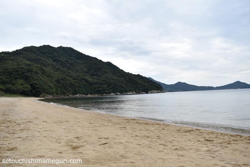 粟島 西浜