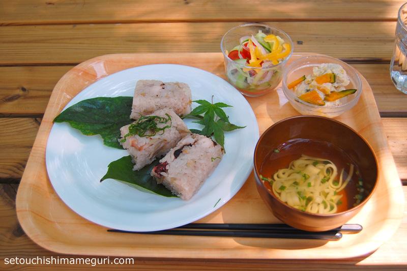小豆島 福田アジア食堂