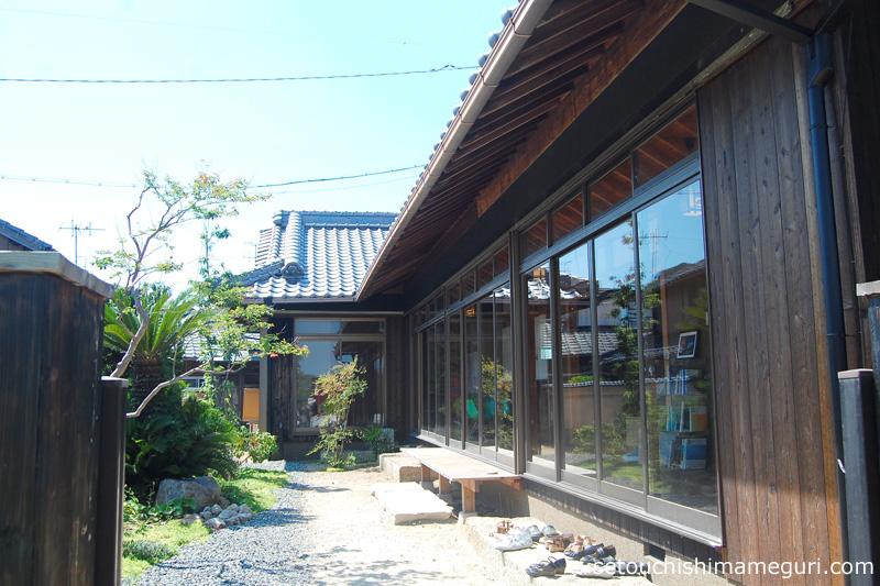 【直島/本村】Cafe Restaurant GARDEN