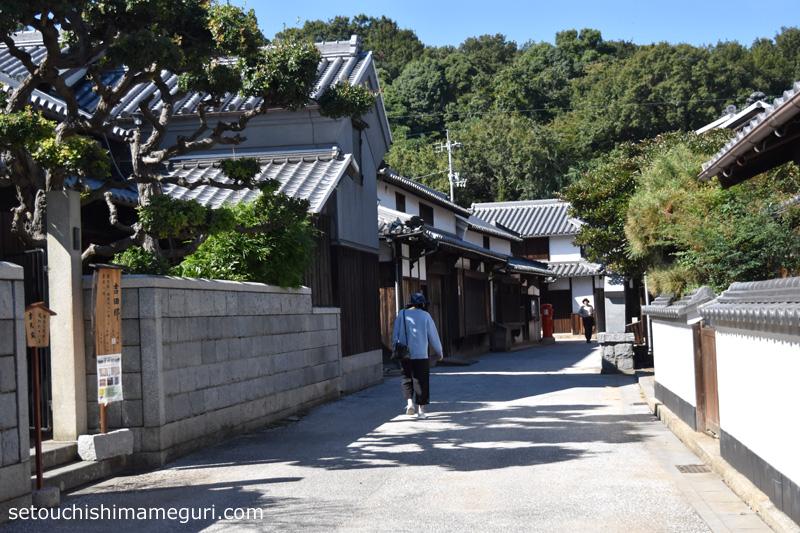 本島 笠島重要伝統的建造物群保存地区