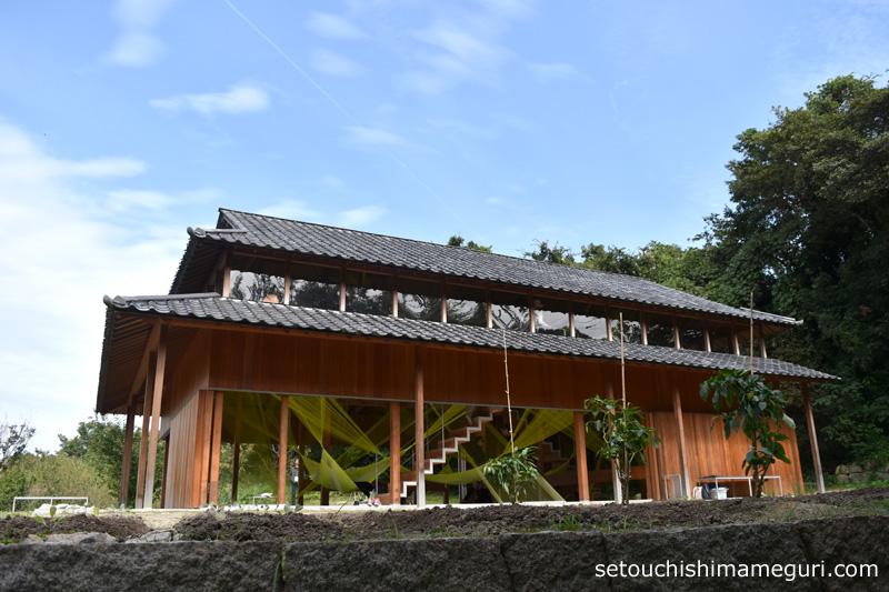 犬島 家プロジェクト C邸