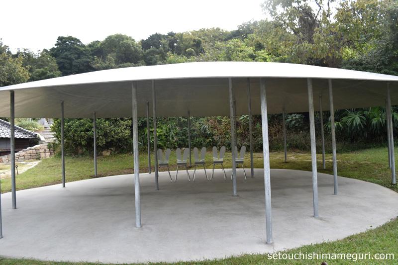 犬島 家プロジェクト 中の谷東屋