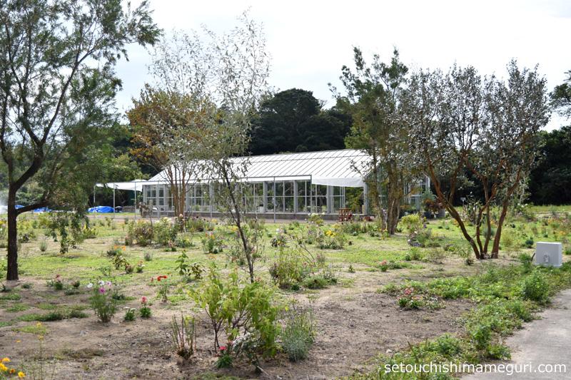 犬島 くらしの植物園