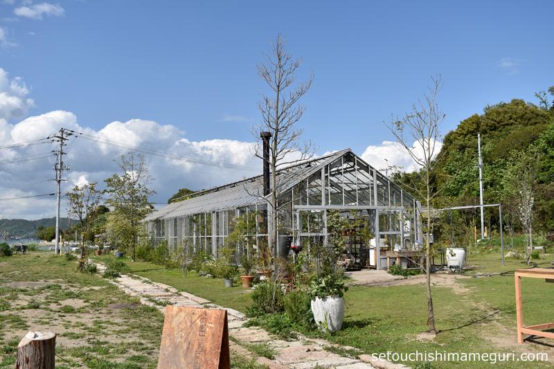 犬島【犬島 くらしの植物園】妹島和世+明るい部屋