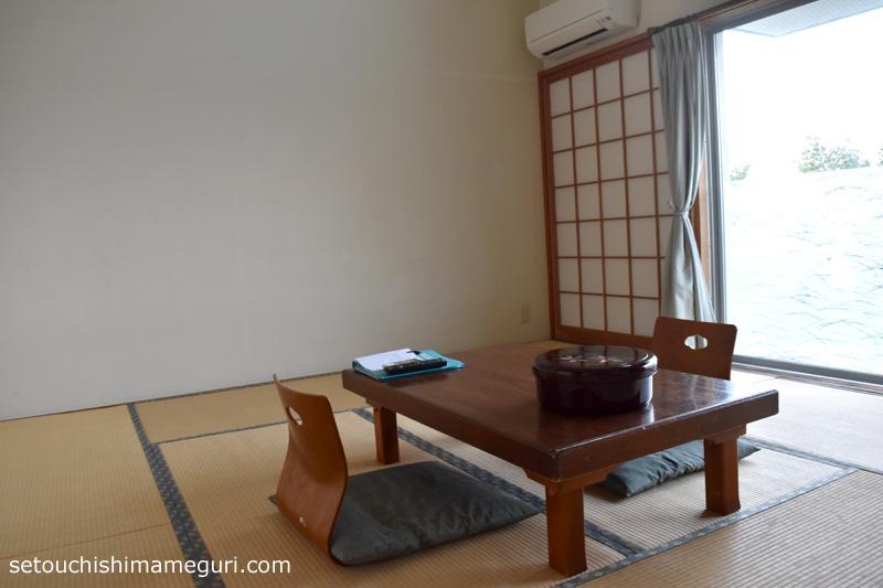 国民宿舎 小豆島 公共の宿ふるさと荘の部屋