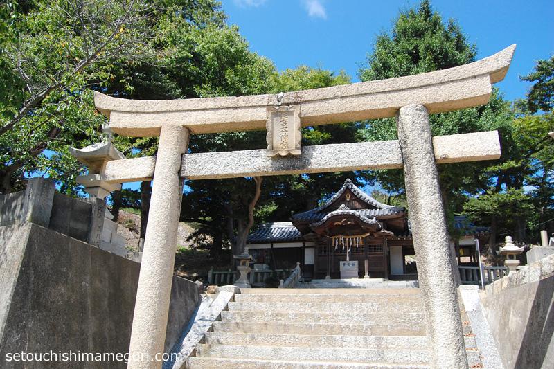 女木島 住吉神社