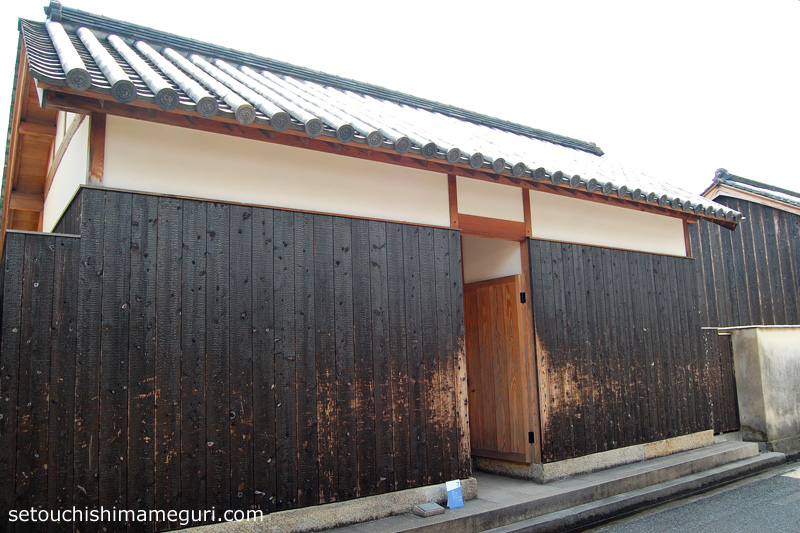 直島 家プロジェクト 碁会所(ごかいしょ)