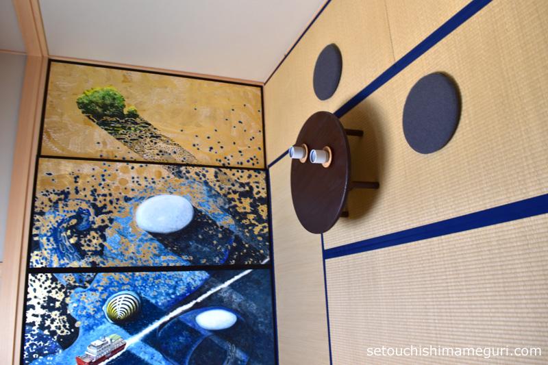 男木島【部屋の中の部屋】大岩オスカール