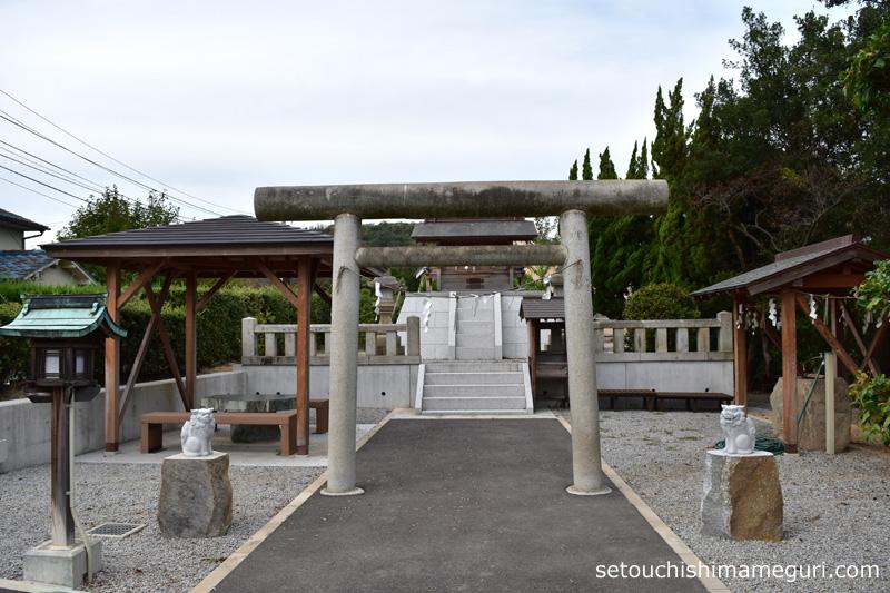 大島 大島神社