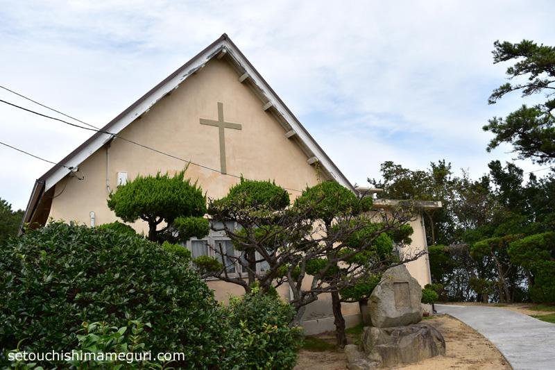 大島 キリスト教霊交会