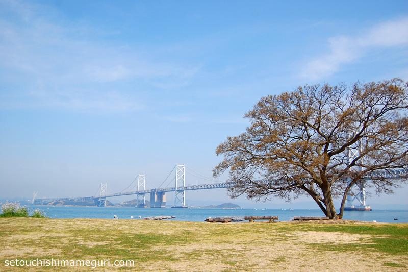 沙弥島 ナカンダ浜