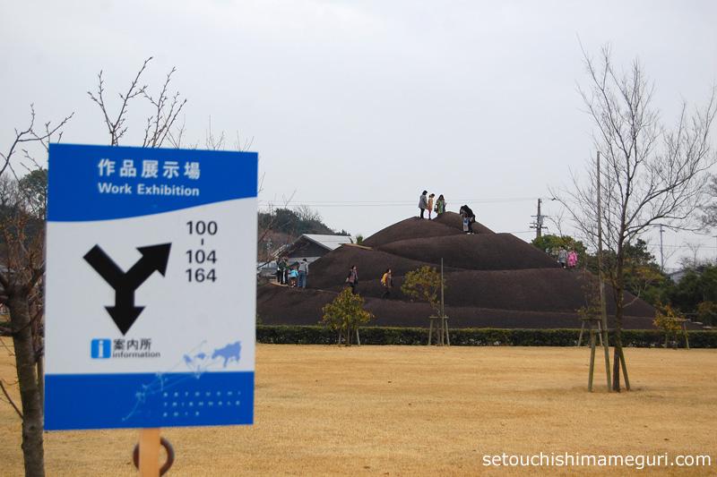 沙弥島 瀬戸内国際芸術祭2013