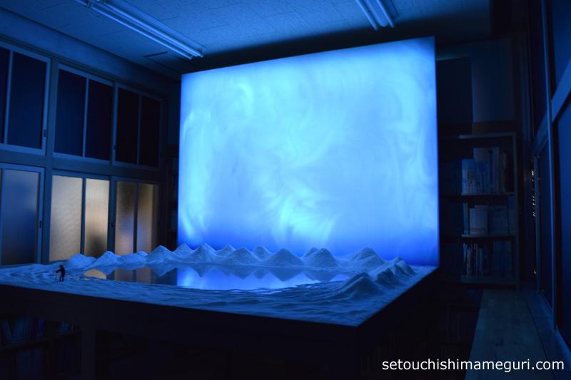 沙弥島【月と塩をめぐる3つの作品】レオニード・チシコフ