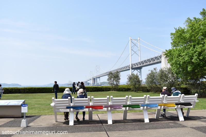 沙弥島【八人九脚】藤本修三