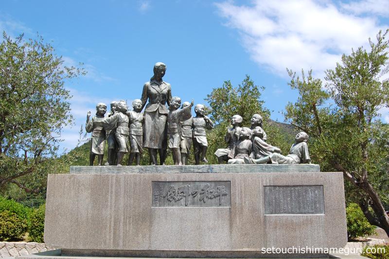 小豆島 二十四の瞳平和の群像