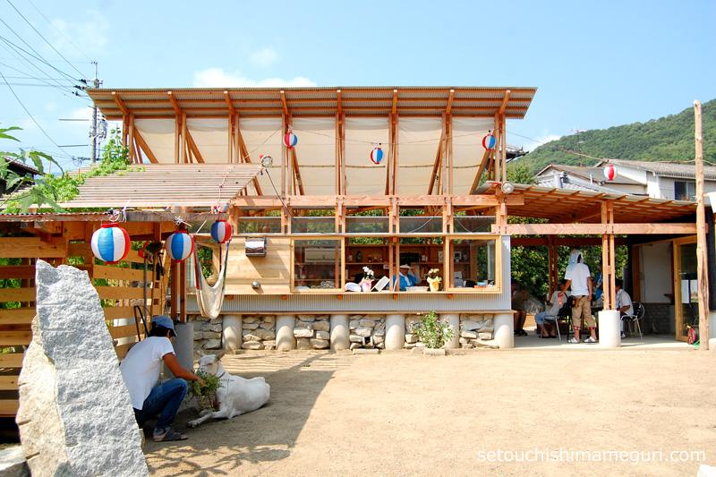 小豆島【Umaki camp】ドットアーキテクツ