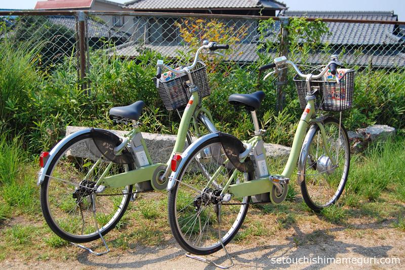 豊島 レンタルサイクル