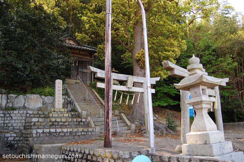 豊島 荒神神社