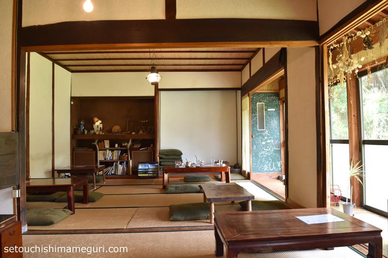 犬島 uki cafe(ウキカフェ)